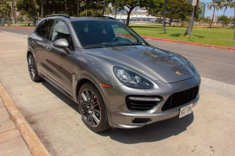 Certified Pre-Owned 2014 Porsche Cayenne GTS All Wheel Drive SUV