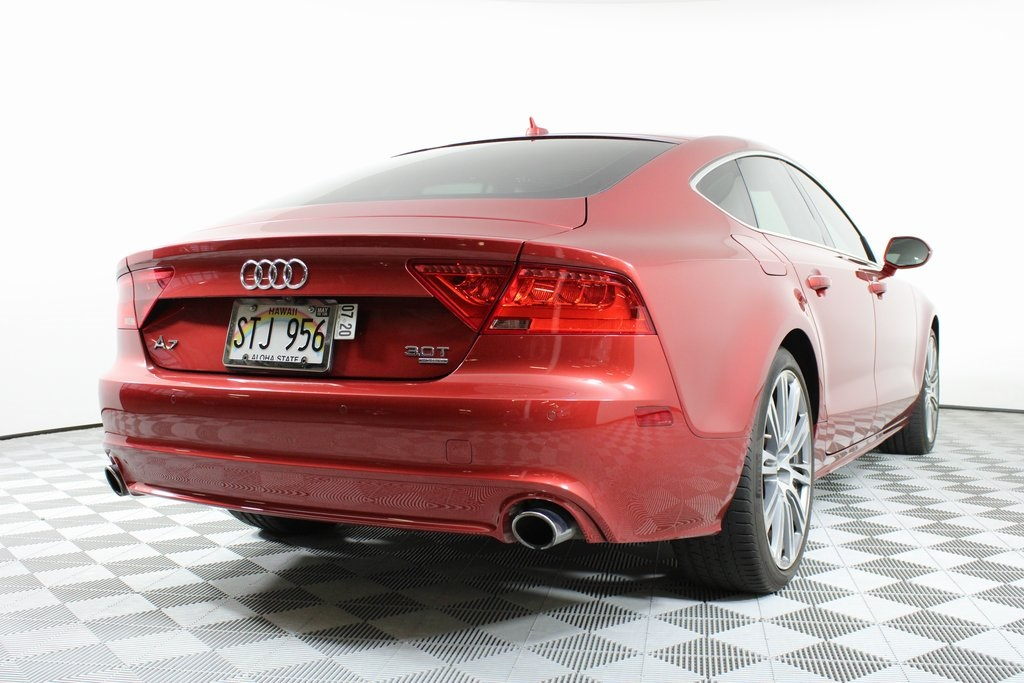 Pre-Owned 2013 Audi A7 3.0T Premium Plus
