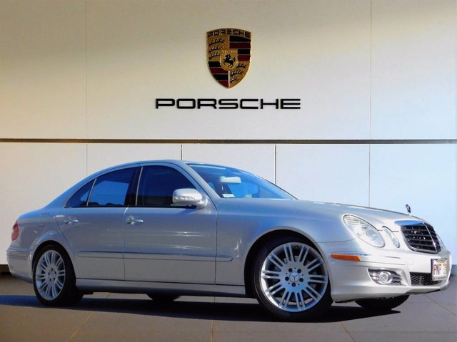 Pre-Owned 2007 Mercedes-Benz E-Class 3.5L