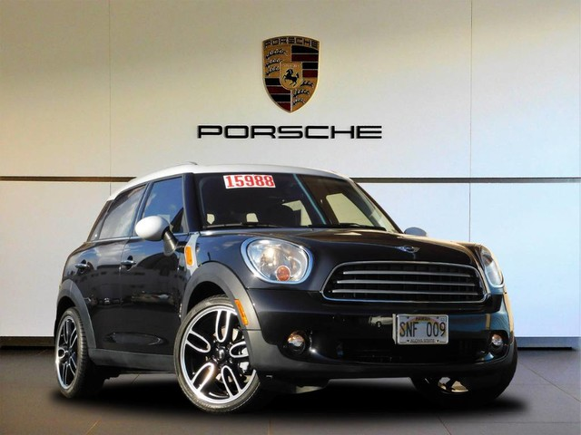 Pre-Owned 2014 MINI Cooper Countryman