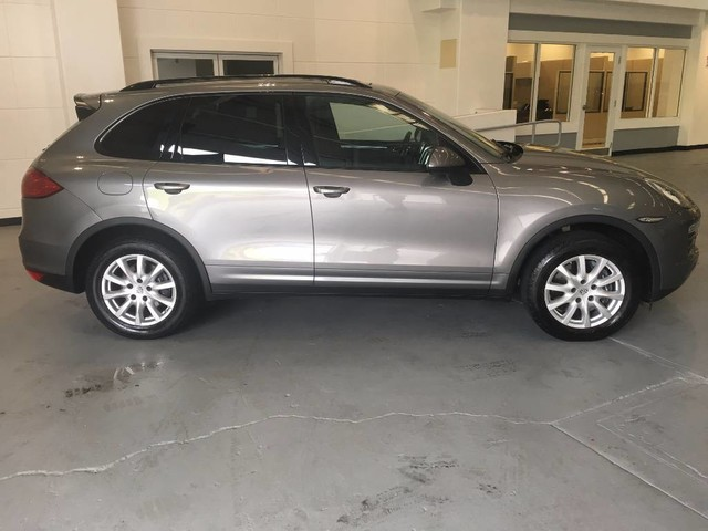 Certified Pre-Owned 2013 Porsche Cayenne