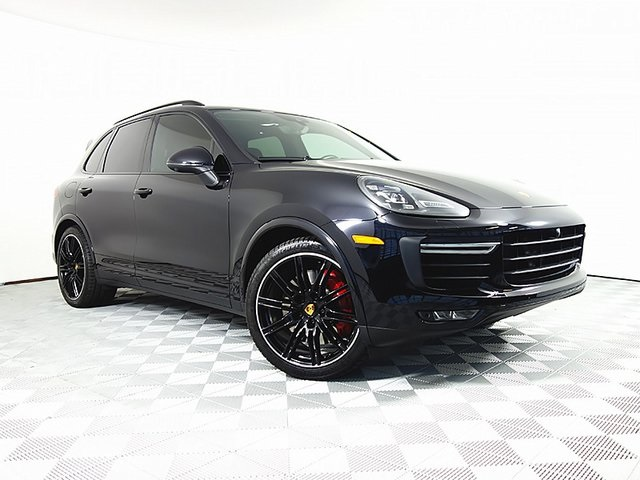 Pre-Owned 2016 Porsche Cayenne Turbo