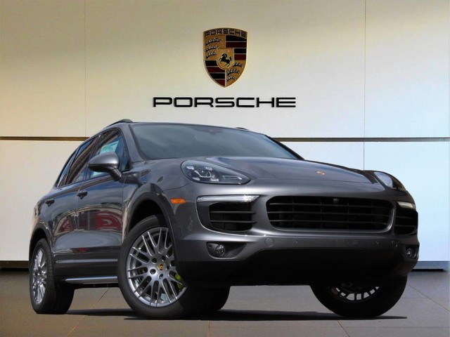 New 2018 Porsche Cayenne S E Hybrid Sport Utility In Honolulu P00968 Porsche Of Hawaii