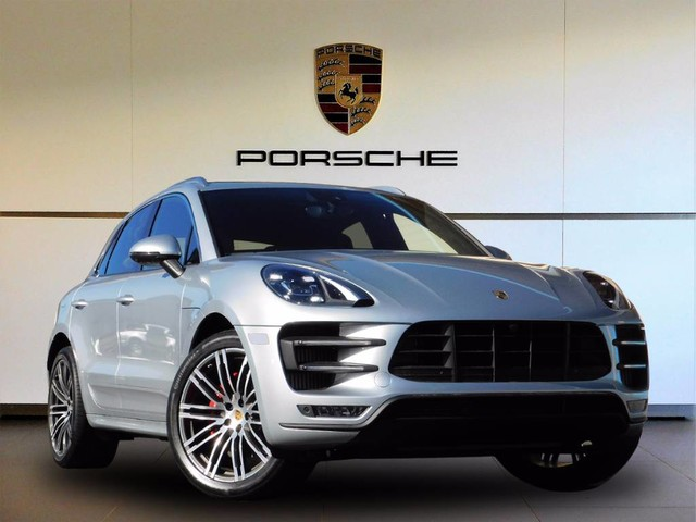 New 2018 Porsche Macan Turbo Sport Utility In Honolulu P00578