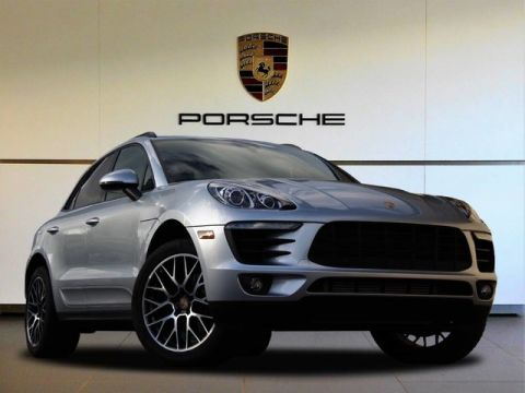 Pre-Owned 2017 Porsche Macan All Wheel Drive SUV