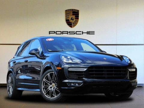 Certified Pre-Owned 2016 Porsche Cayenne GTS All Wheel Drive SUV